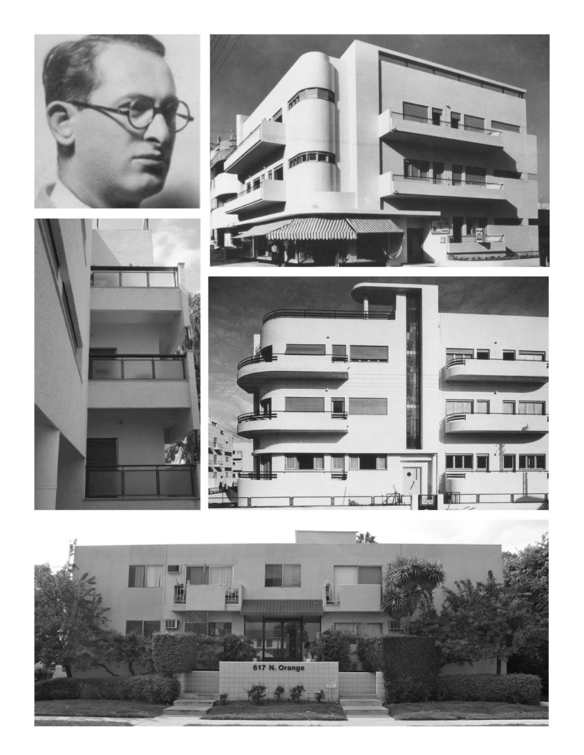 SHULMAN COLLAGE